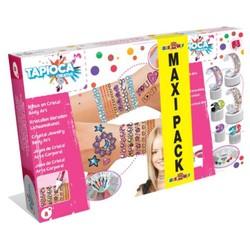 Maxi Pack Bijoux en Cristal Body Art + Bracelets de Diva