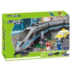 Train passager RC