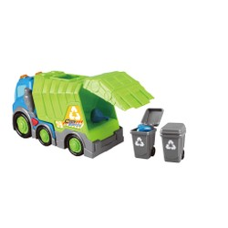 Le camion poubelle