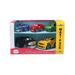 Maxi Pack - Set de 5 voitures