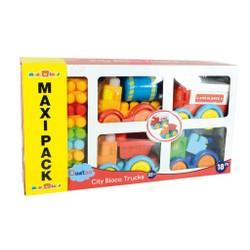 Maxi Pack City Bloco Trucks