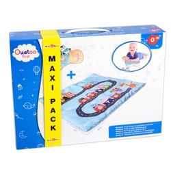 Maxi Pack Tapis d'éveil et cale bébé