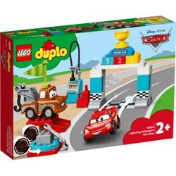 Le jour de course de Flash McQueen - LEGO DUPLO - 10924
