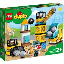 La boule de démolition - LEGO DUPLO - 10932