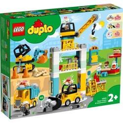 La grue et les engins de construction - LEGO DUPLO - 10933