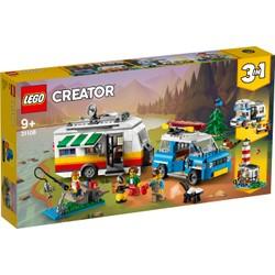 Les vacances en caravane en famille - LEGO Creator - 31108