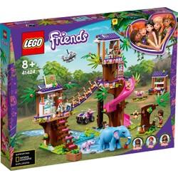 La base de sauvetage dans la jungle - LEGO Friends - 41424