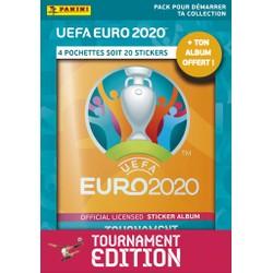 Pack de démarrage UEFA EURO 2020