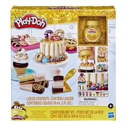 Play-Doh - Pâtisseries dorées