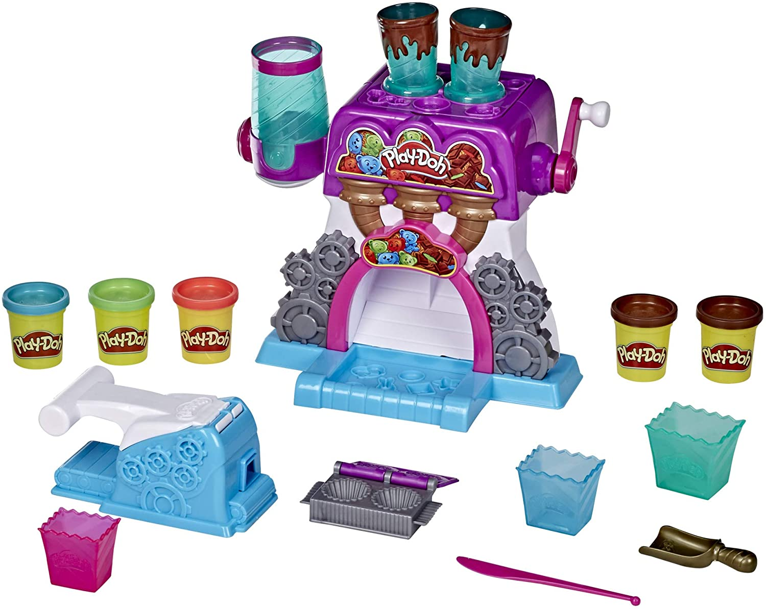 Play-Doh Kitchen Creations - La chocolaterie