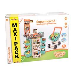 Maxi Pack Supermarché + Set aliments