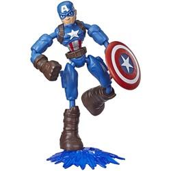 Avengers Figurine Bend & Flex - Captain America