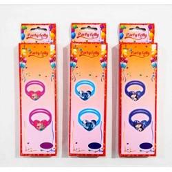 Set de 2 bracelets licorne