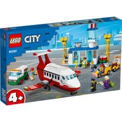 L'aéroport central - LEGO City - 60261