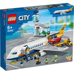 L'avion de passagers - LEGO City - 60262