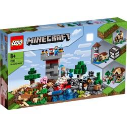 La boîte de construction 3.0 - LEGO Minecraft - 21161