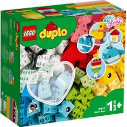La boîte coeur - LEGO DUPLO - 10909
