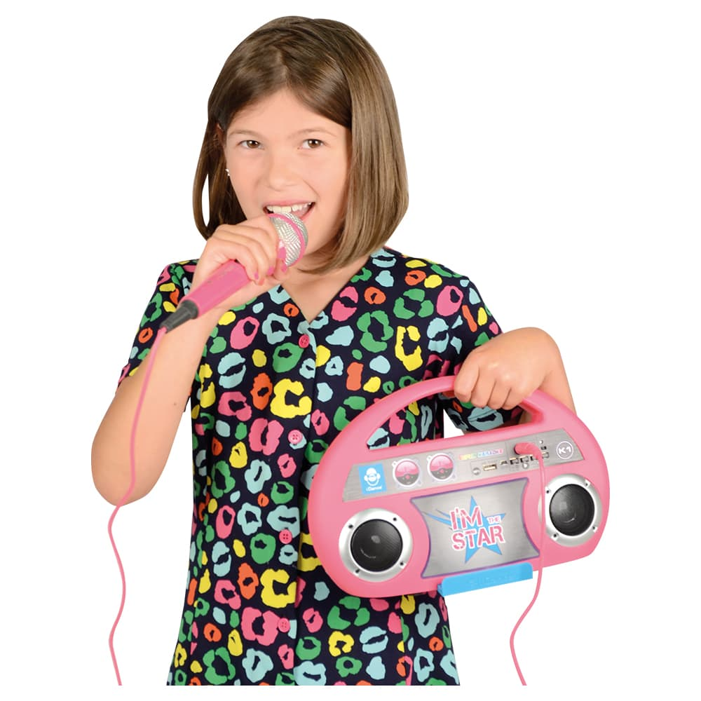Karaoké Bluetooth I m a Star