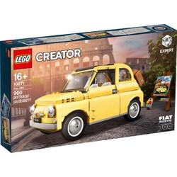 Fiat 500 - LEGO Creator Expert - 10271
