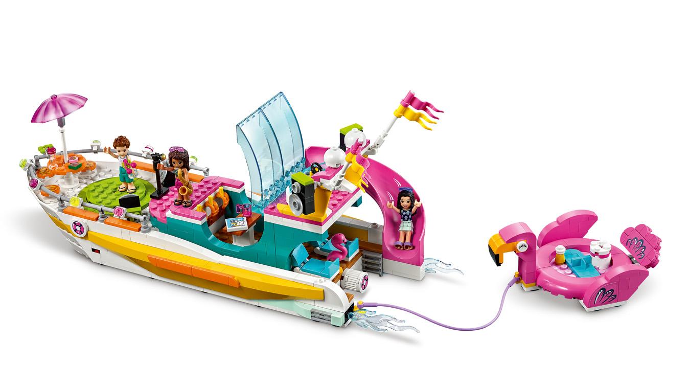 Le bateau de fête - LEGO Friends - 41433