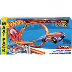 Maxi Pack Piste de course motorisée Hot Wheels