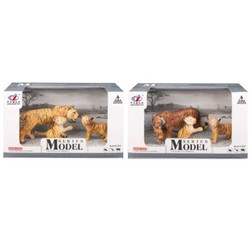 Set 3 animaux sauvages Deluxe