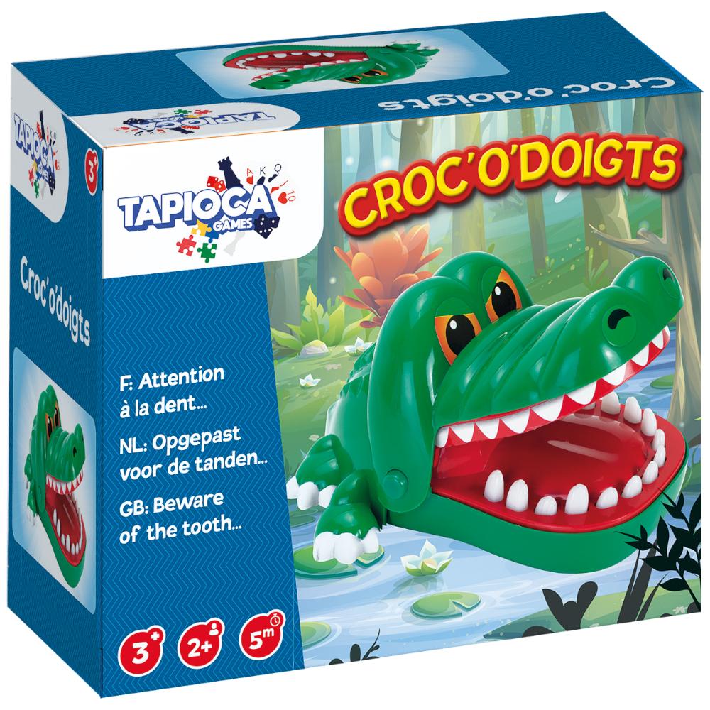 Croc'o'Doigts