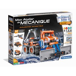 Mon Atelier de Mécanique - Exploration Antarctique