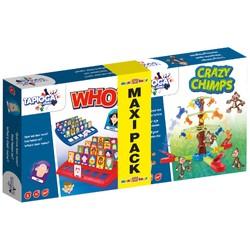 Maxi Pack Who? / Crazy Chimps