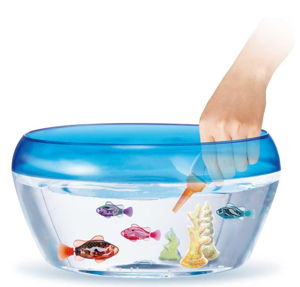 Robo Fish Aquarium