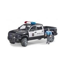 Véhicule de police Dodge RAM 2500 avec figurine