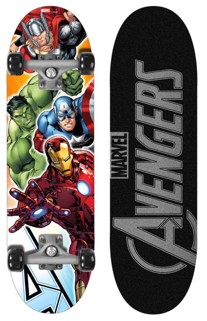 Skateboard Avengers 72 cm