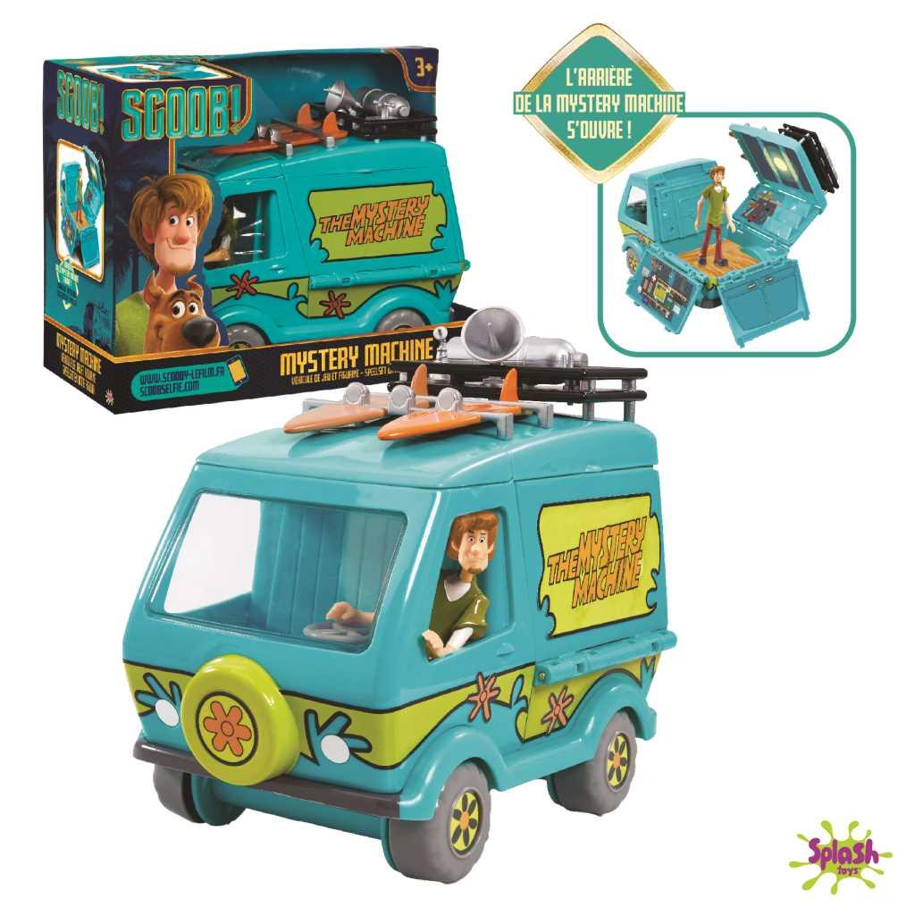Scooby Doo - Van Mystery Machine