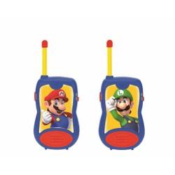 Talkie walkies Super Mario