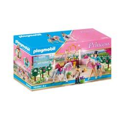 Princesse avec chevaux et instructeur - PLAYMOBIL Princess - 70450