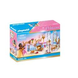 Chambre de princesse avec coiffeuse - PLAYMOBIL Princess - 70453
