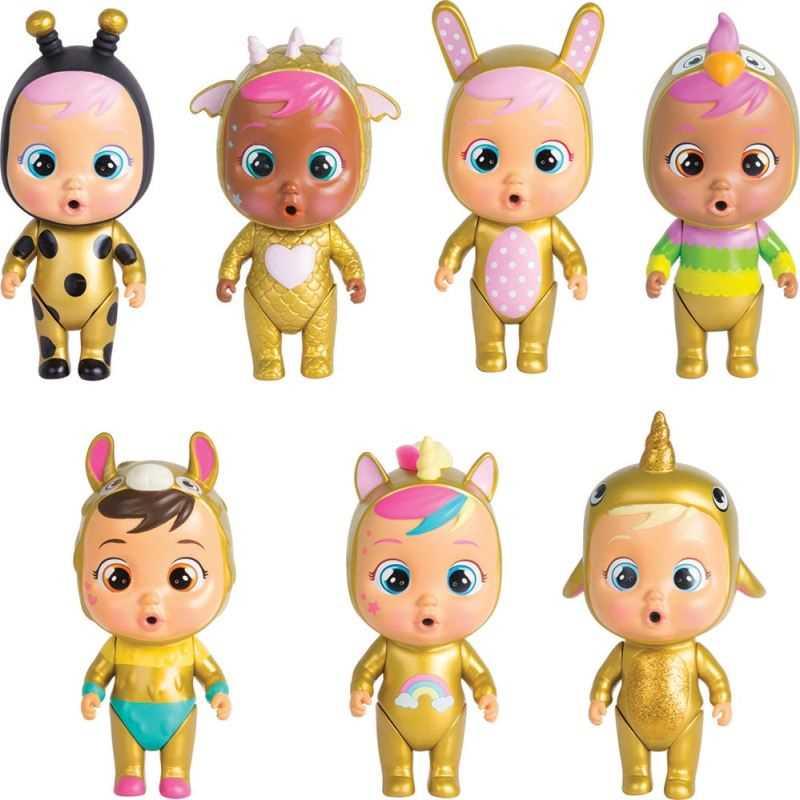 Cry Babies Magic Tears - Maison dorée