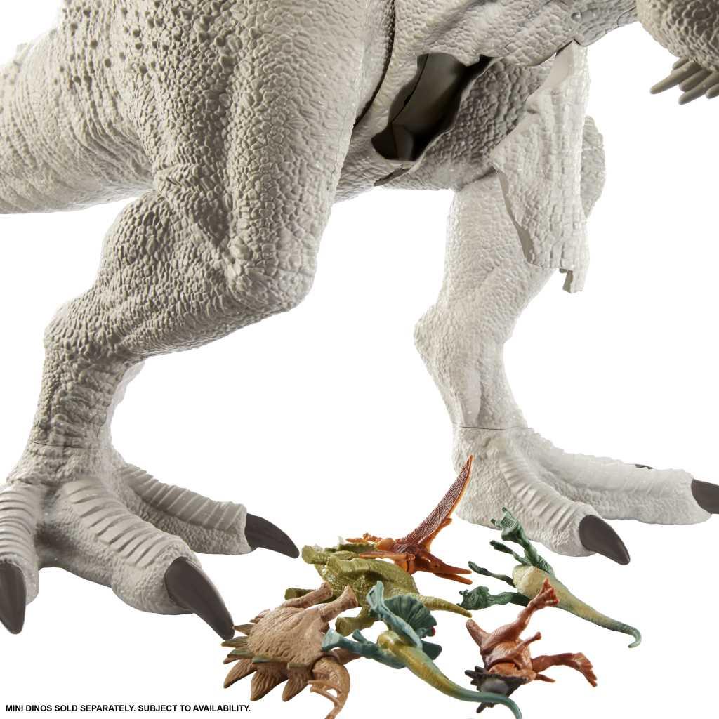 Jurassic World - Super Colossal Indominus Rex 90 cm