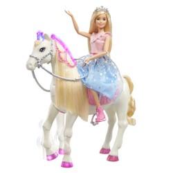 Barbie - Princesse cheval merveilleux