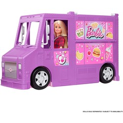 Barbie - Le food truck de Barbie