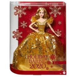 Poupée Barbie Joyeux Noël 2020