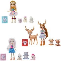 Famille animaux Enchantimals