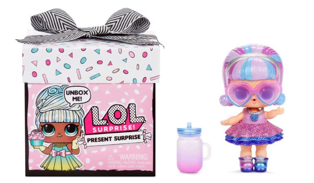 L.O.L. Surprise ! Present Surprise