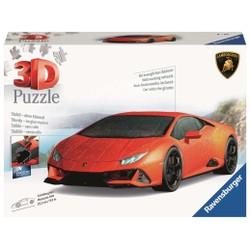Lamborghini 3D puzzle