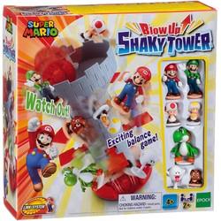 Blow Up Shaky Tower Super Mario
