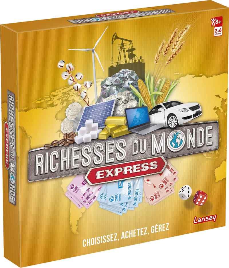 Richesse du Monde Express