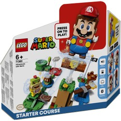 Pack de démarrage Les Aventures de Mario - LEGO Super Mario - 71360