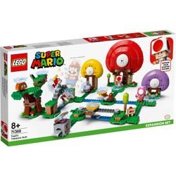 Ensemble d'extension La chasse au trésor de Toad - LEGO Super Mario - 71368