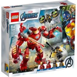 Iron Man Hulkbuster contre un agent de l'A.I.M. - LEGO Avengers - 76164