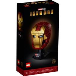 Casque d'Iron Man - LEGO Avengers - 76165